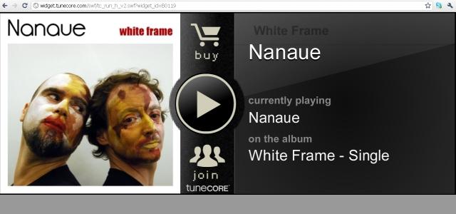 nanaue widget